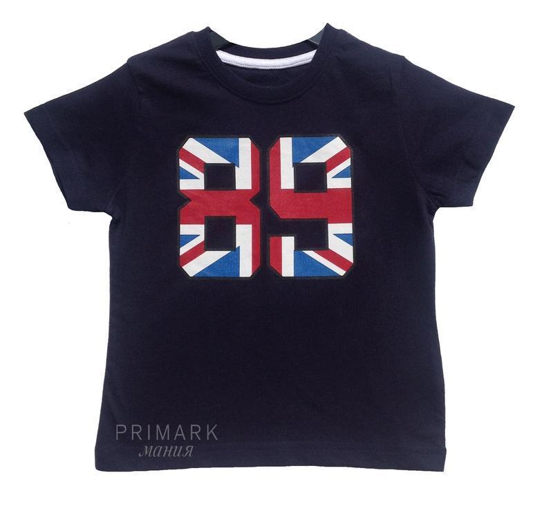 Футболка для мальчика (1.5-4 года) primark