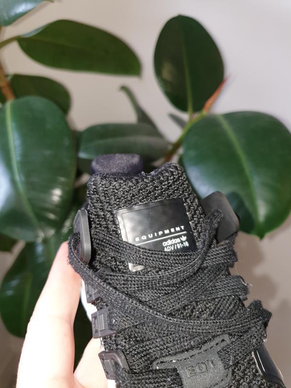 Малышарские кроссовки adidas 22p. - Фото 9