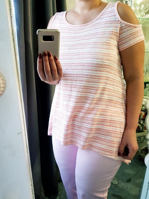 Ассиметричная майка,футболка,блузка
