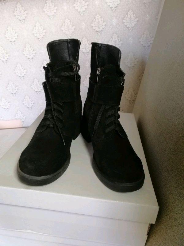 Женские зимние ботинки - Фото 3