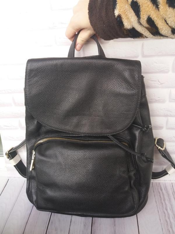 Женский кожаный рюкзак из натуральной кожи