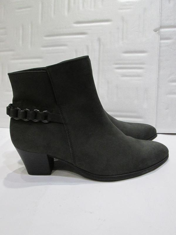 Кожаные ботинки gabor