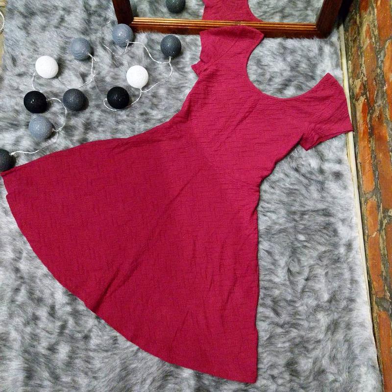 Платье с отрезной талией new look