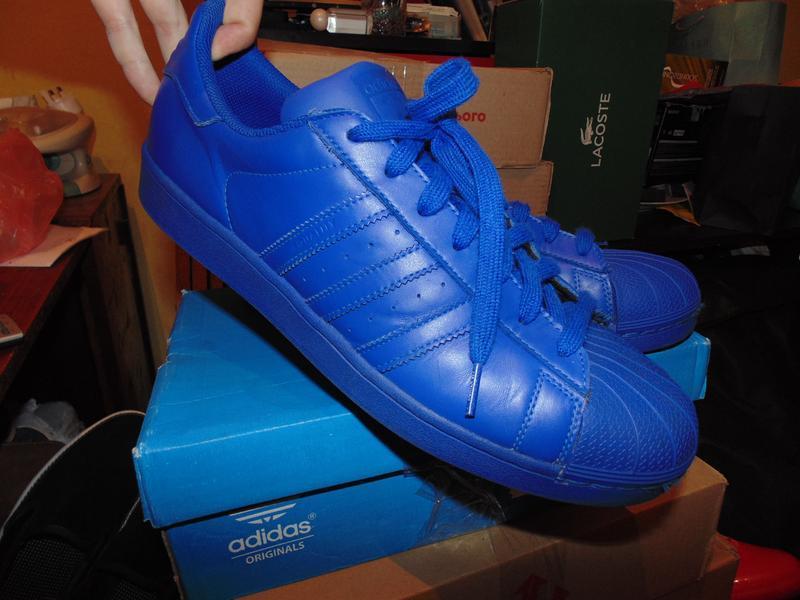 Кроссовки adidas equality superstar оригинал натуральная кожа ...