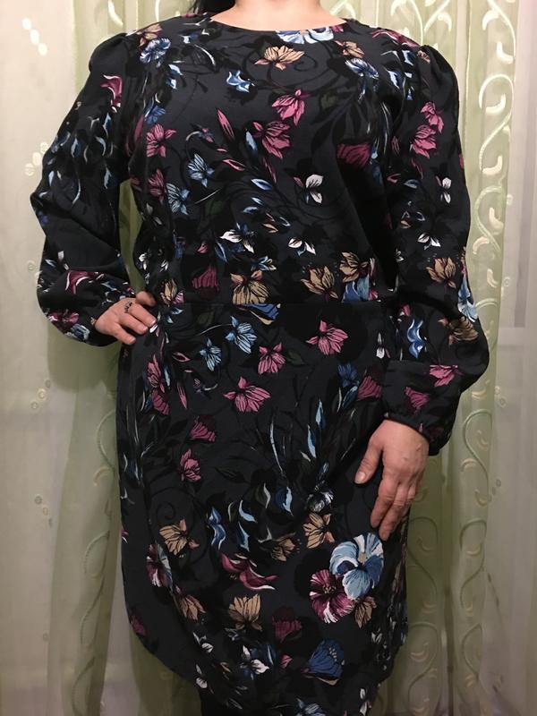Очаровательное платье большого размера 🌺