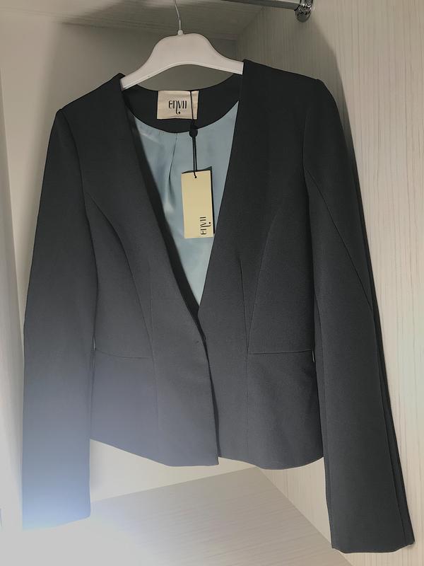 Скидки - 50% !!! новый пиджак жакет envii размер xs