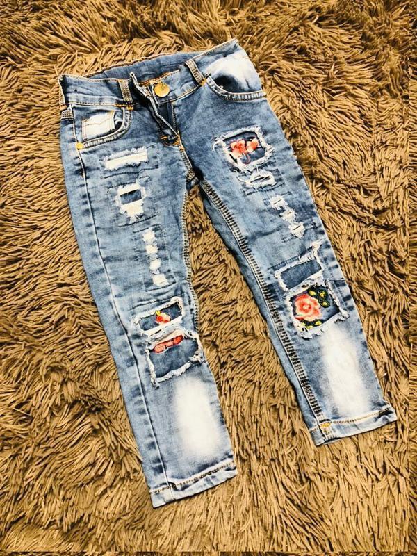 Стильные джинсы турция