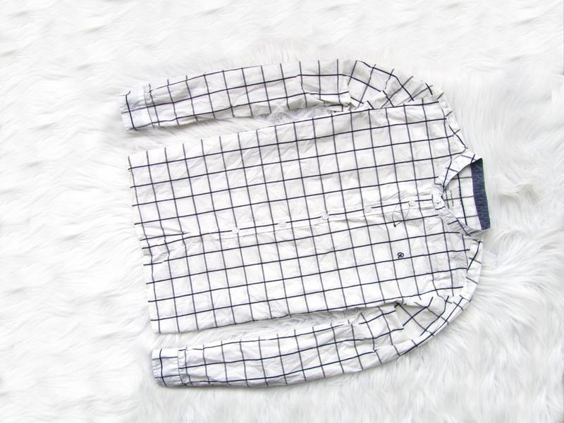 Качественная и стильная рубашка primark