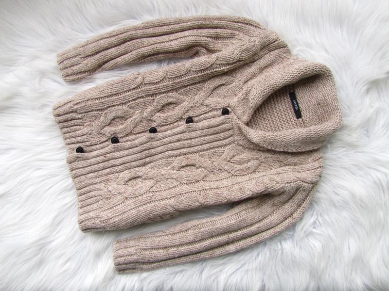 Стильная кофта свитер кардиган george