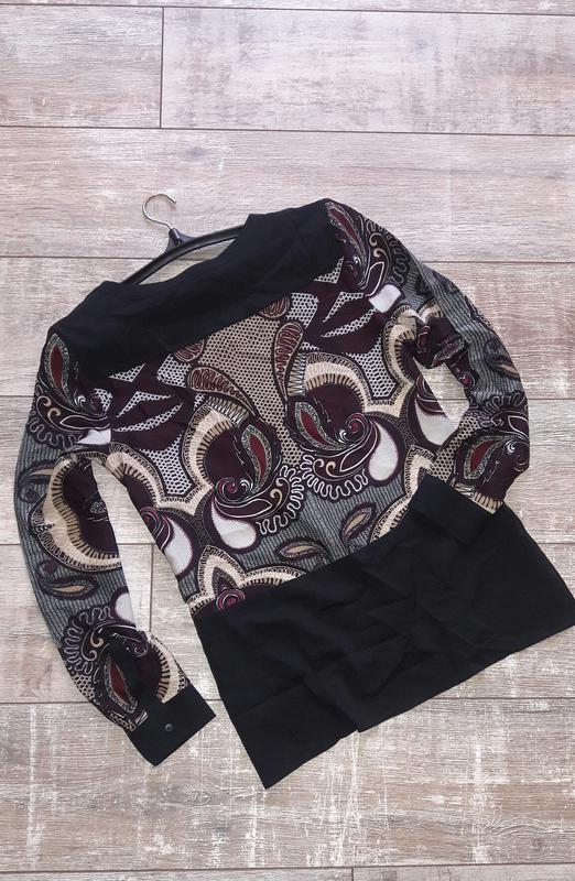 Распродажа !  шикарная блуза