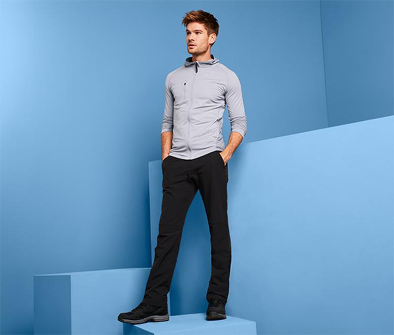 Softshell брюки мужские tcm tchibo p.l (евро) наш 52/54
