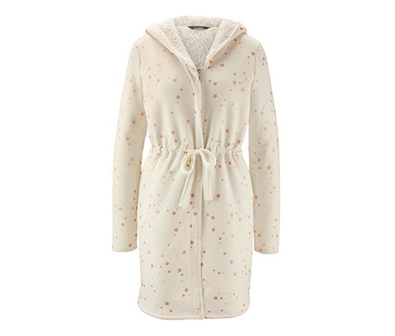 Теплое пальто ,внутри плюш 44/46р евро ( наш 52/54) tcm tchibo...