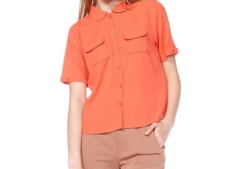 Шикарная блуза от ichi (дания)