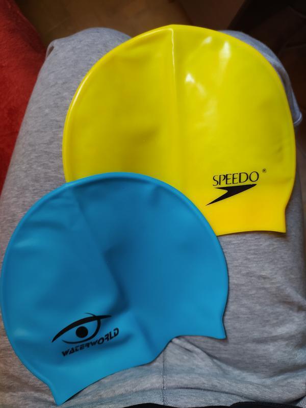 Шапочки для плавания бассейна