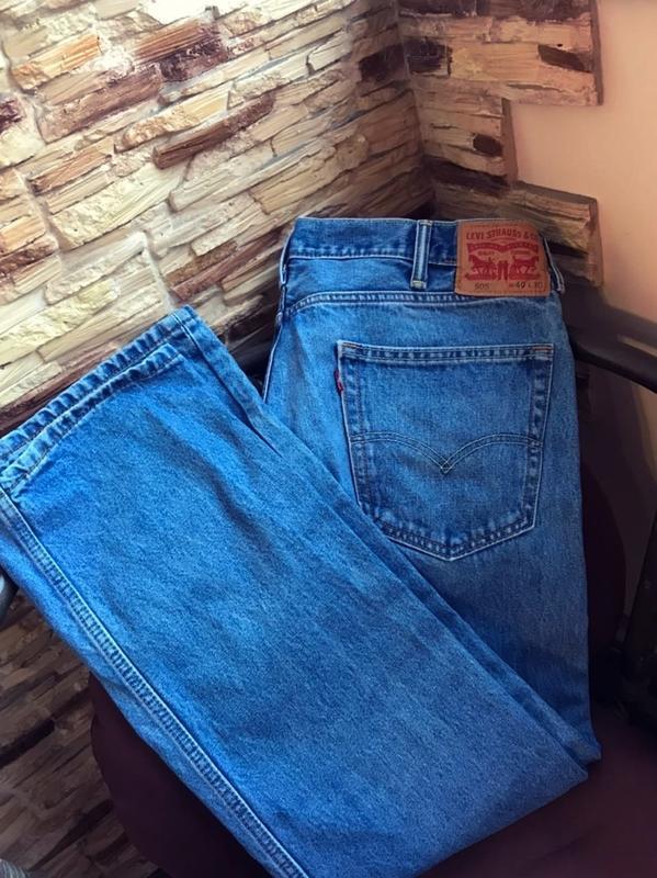 Оригинальные легендарные  брендовые джинсы levis