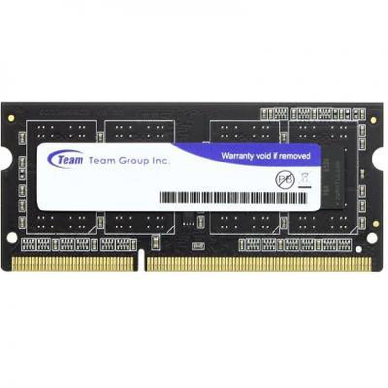 Модуль памяти для ноутбука SoDIMM DDR3L 4GB 1600 MHz Team (TED...