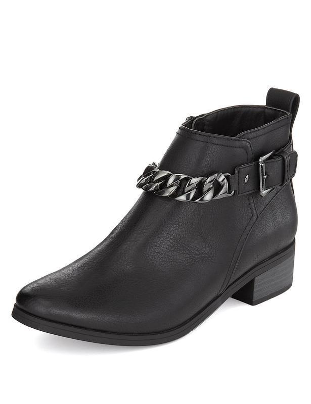 Демисезонные ботинки челси оксфорд на низком ходу с декоративн...