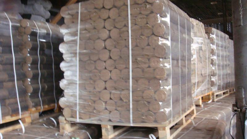 Древесные топливные брикеты Нестро