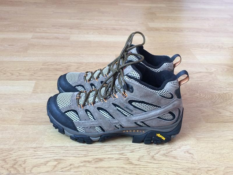 Новые зимние ботинки merrell с мембраной gore-tex 43 размера