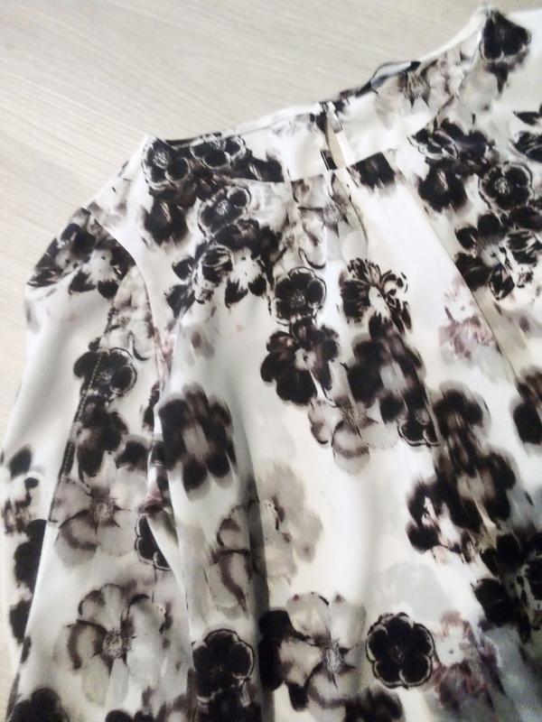 Брендовая блузка принт f&f