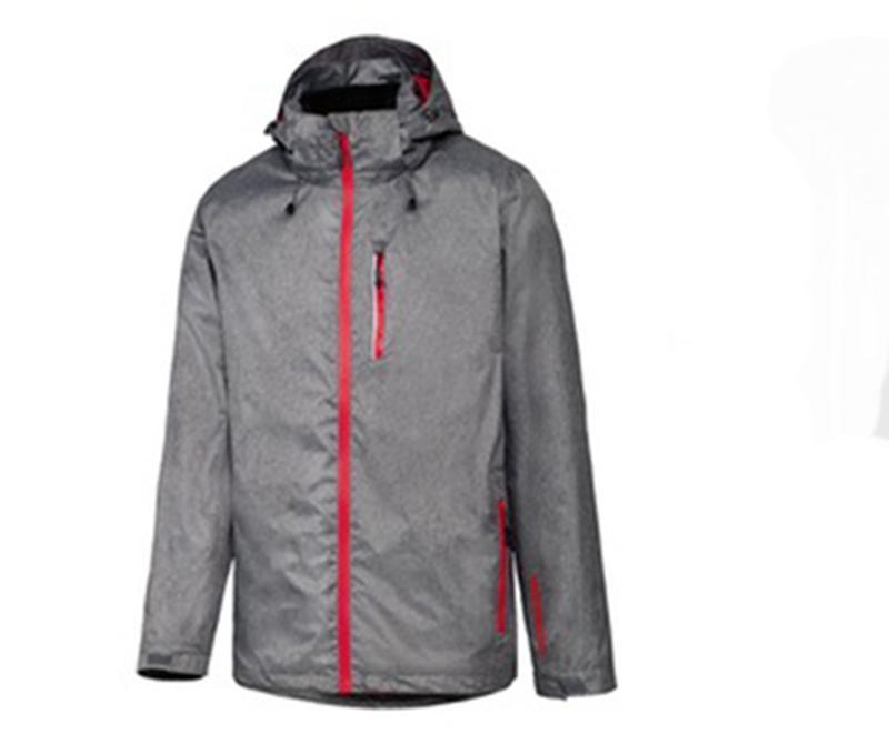 Куртка демисезонная + флиска 3в1 р.евро 48 50 м crivit германия