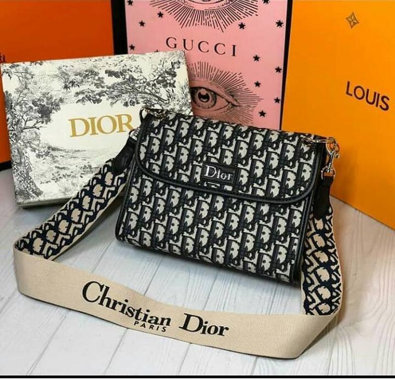 Сумка женская на плечо Диор Dior