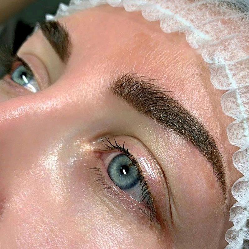 Модель на перманентный макияж Киев