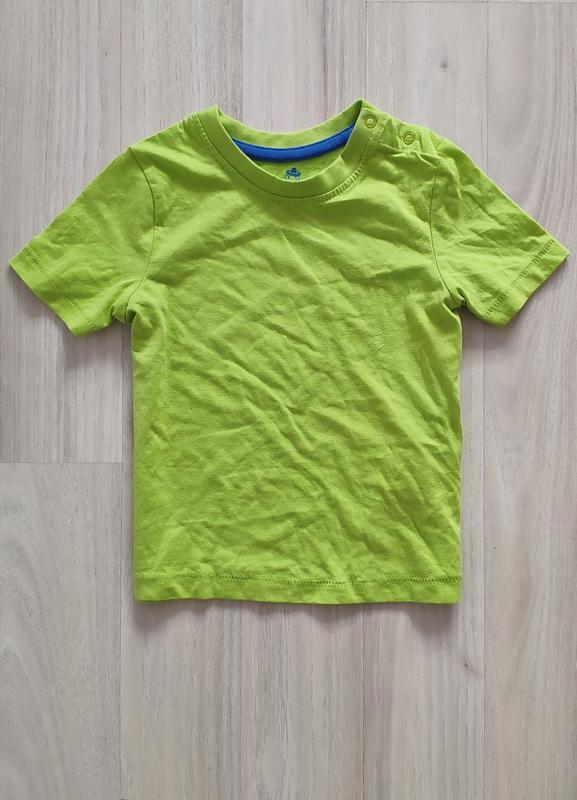 Футболка яскрава футболка 1 2 роки