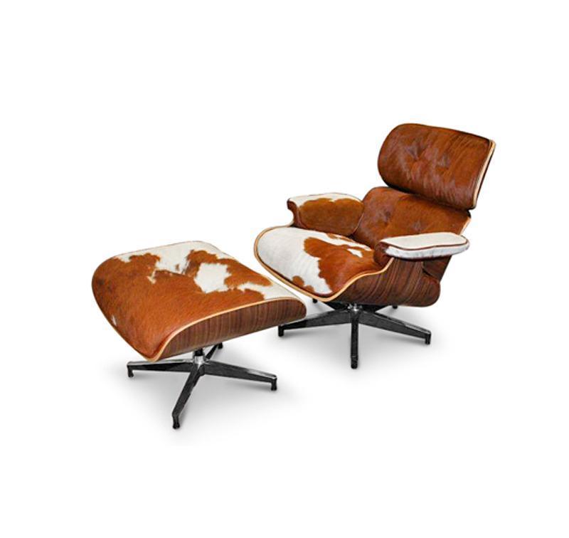 Кресло Эймс ланж релакс для дома и офиса - Фото 3