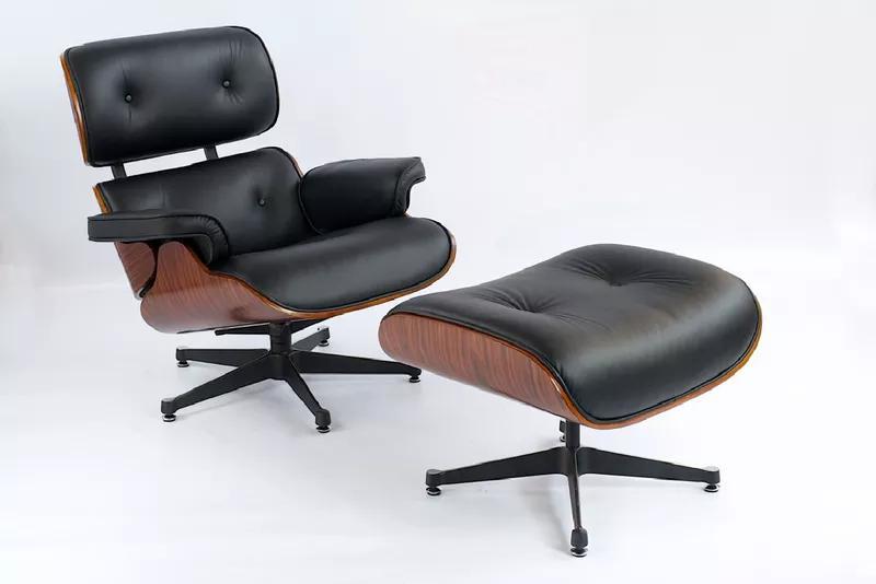 Кресло Эймс ланж релакс для дома и офиса - Фото 6