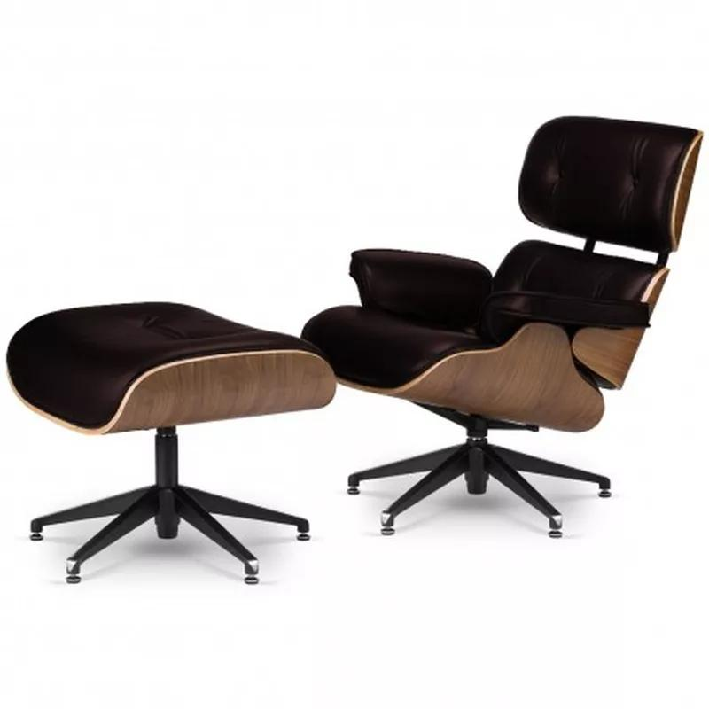 Кресло Эймс ланж релакс для дома и офиса - Фото 15