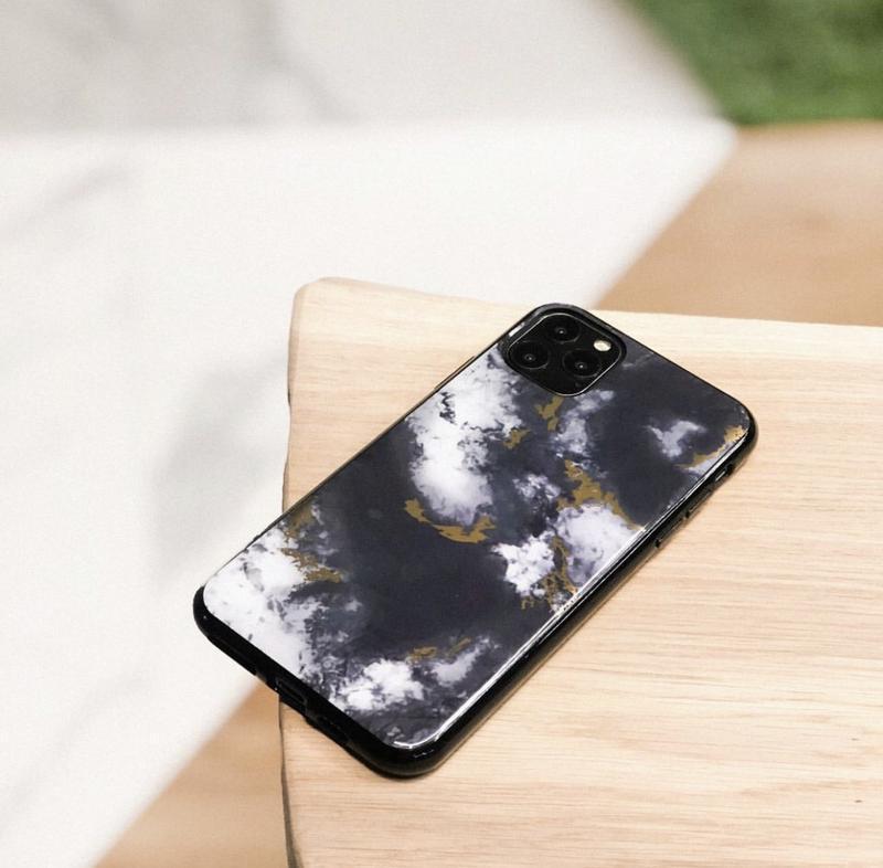 Iphone чехол мрамор