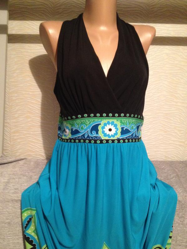 Платье в пол.273