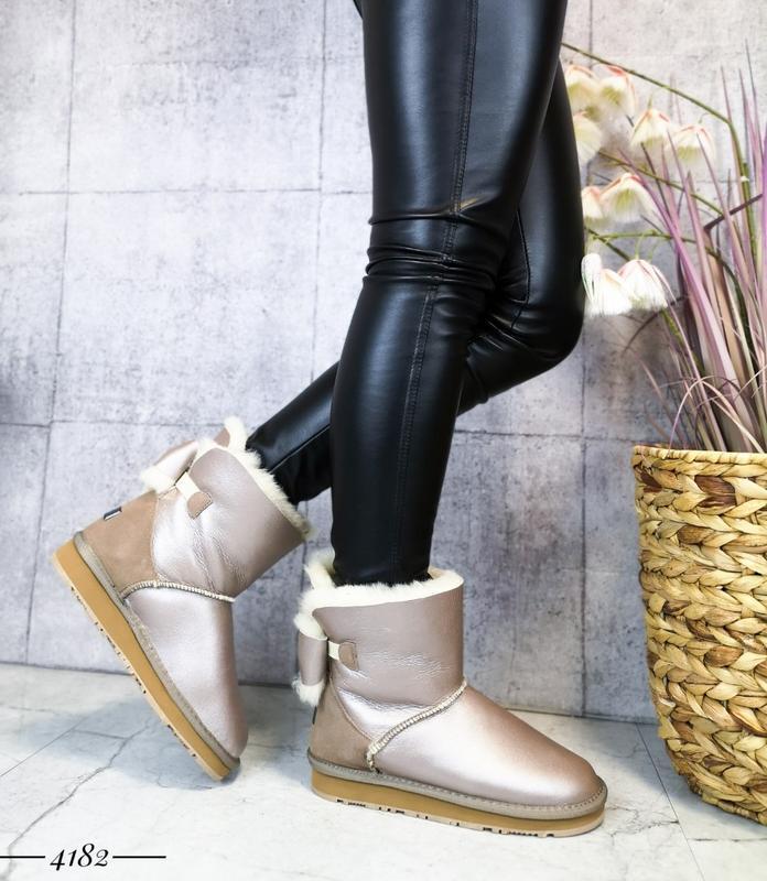 ❤ женские зимние угги ботинки сапоги полусапожки ботильоны на ...