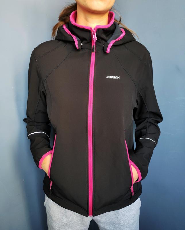 Спортивная термо куртка ветровка кофта штурмовка ice peak