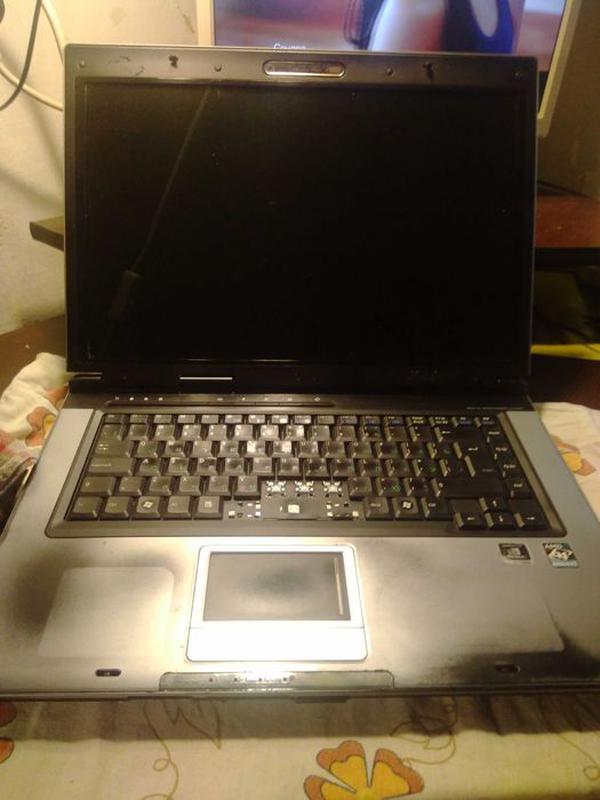 Ноутбук Asus x50 на запчасти