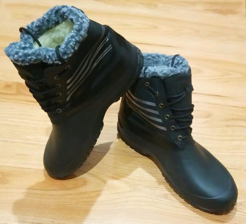 Ботинки мужские непромокаемые 42-45р.