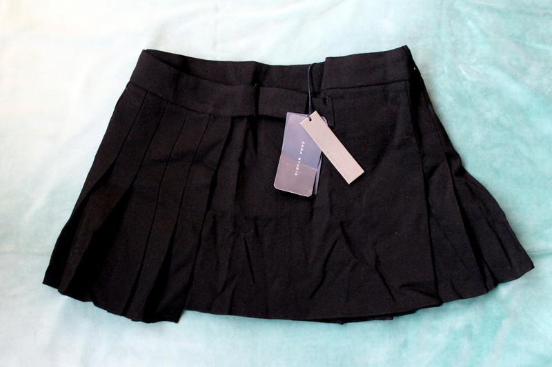 Zara стильная юбка(новая) размер м (300 грн)