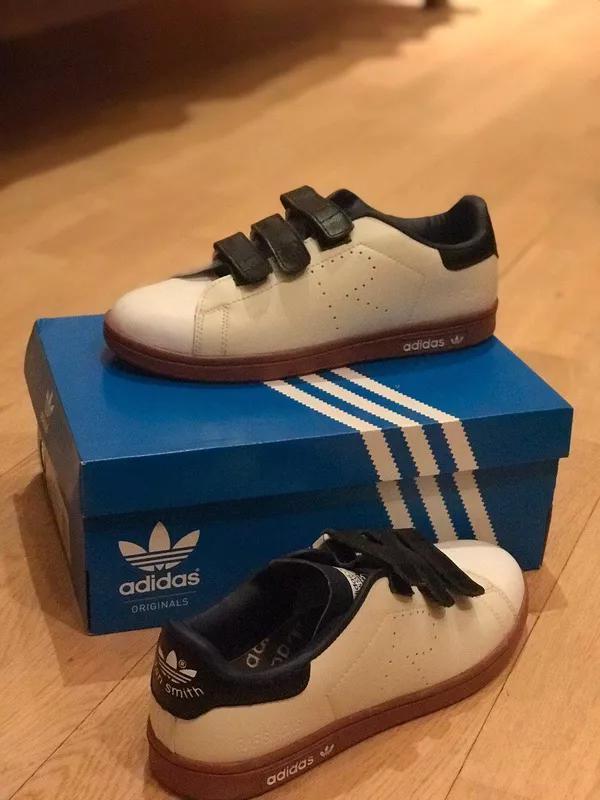 Кроссовки Adidas Stan Smith RAF Simons Оригинал