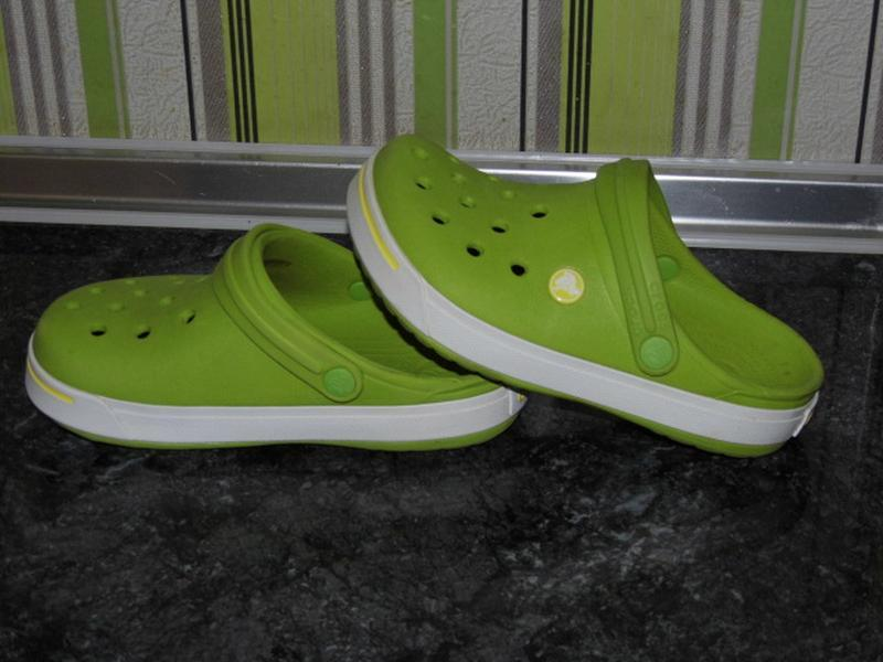 Crocs детские j 2  eu -  30-31 стелька 20.5 см - оригинал