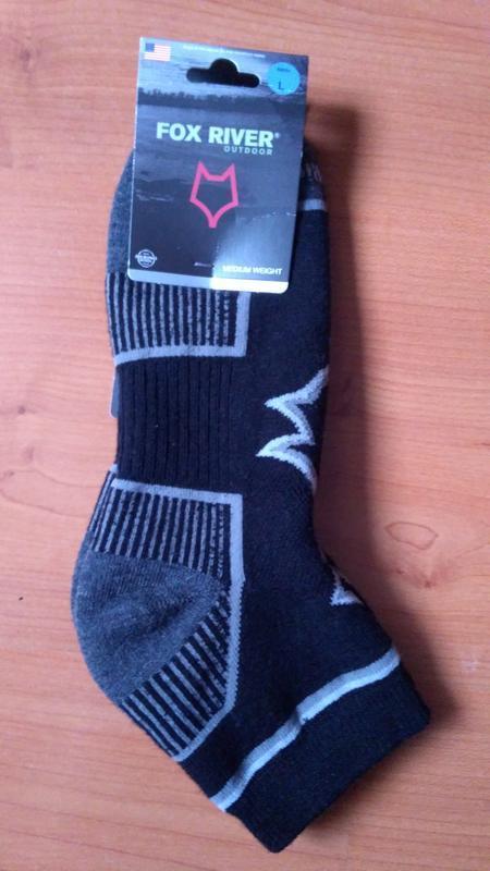 Носки с шерстью  мериноса fox river maverick оригинал из сша - Фото 2