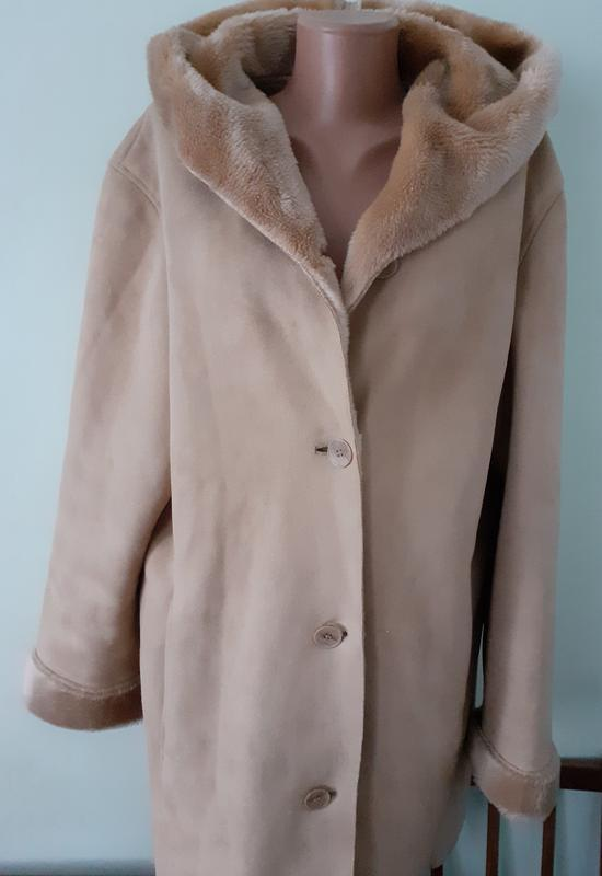 Дубленка, пальто зима❄⛄