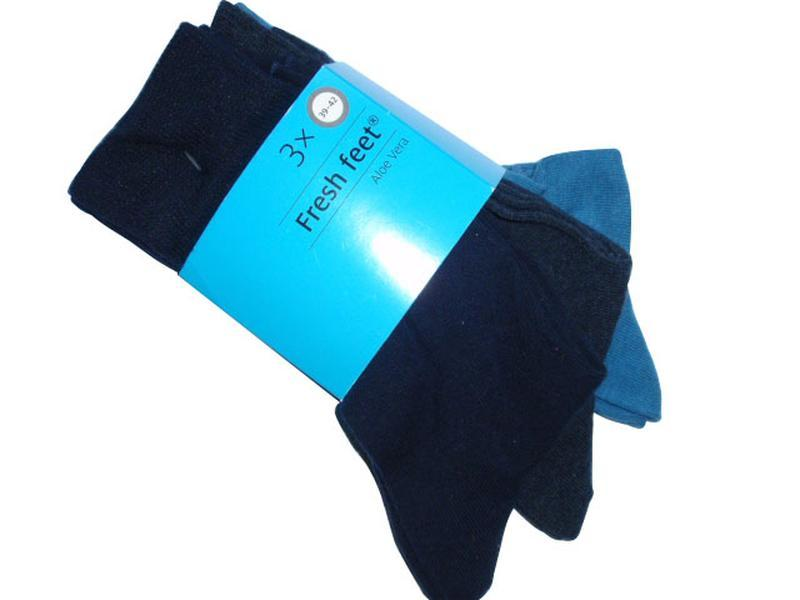 Набор носков fresh feet 3 пары носки хлопок бренд c&a германия...