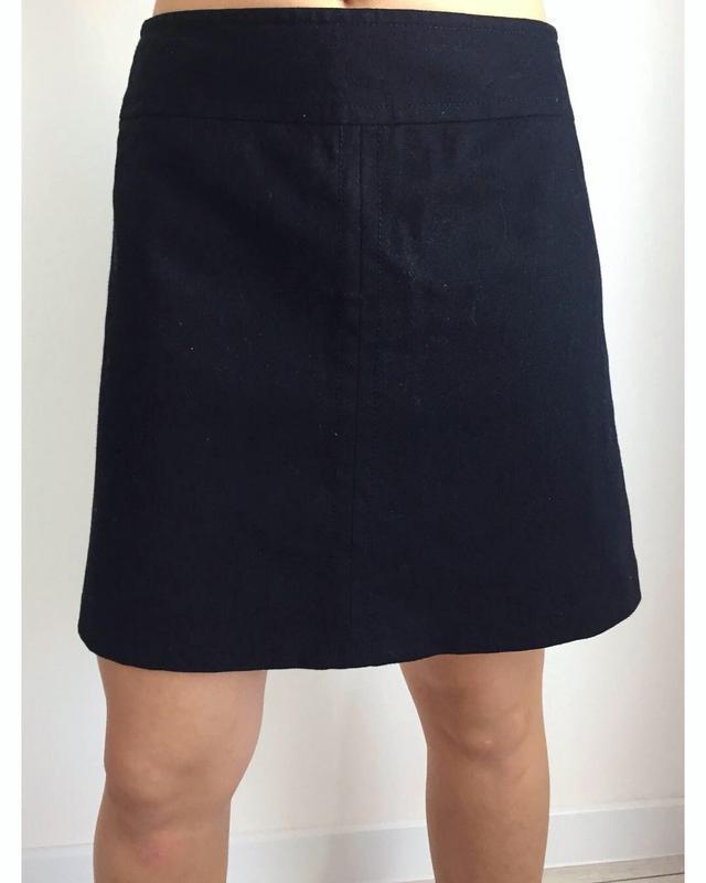 Чёрная юбка, черная юбка, чорна спідниця.