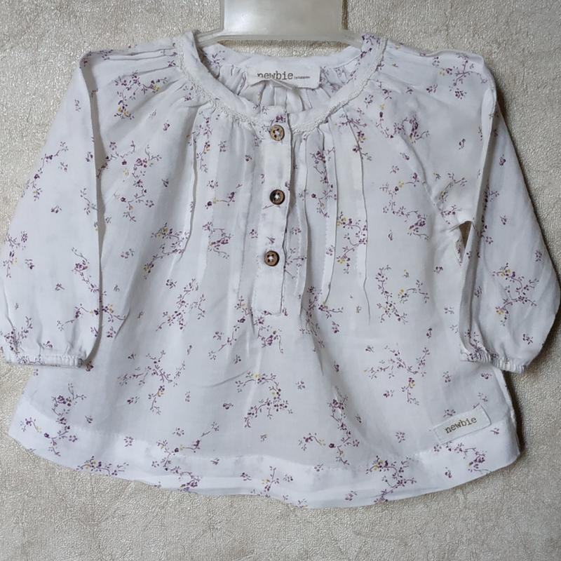 Рубашка newbie