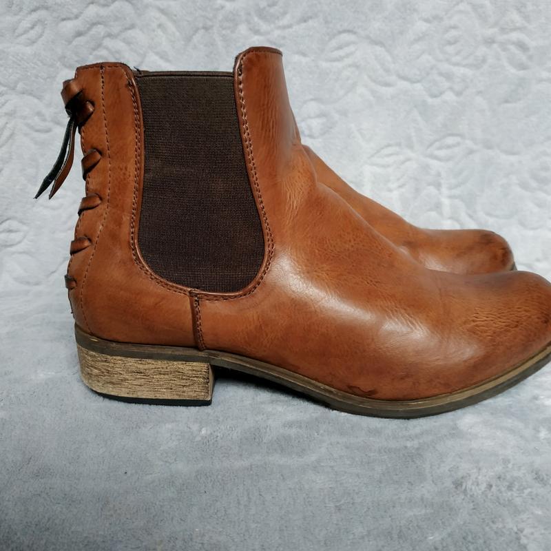 Осенние ботинки/ботильоны