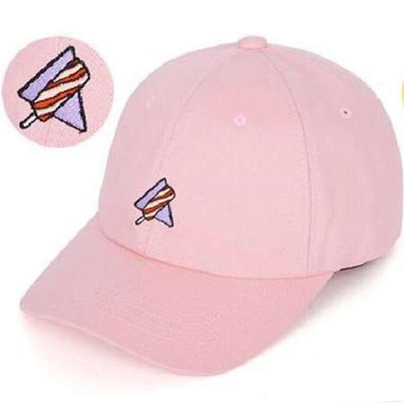 Бейсболка ice-cream модная кепка 13198