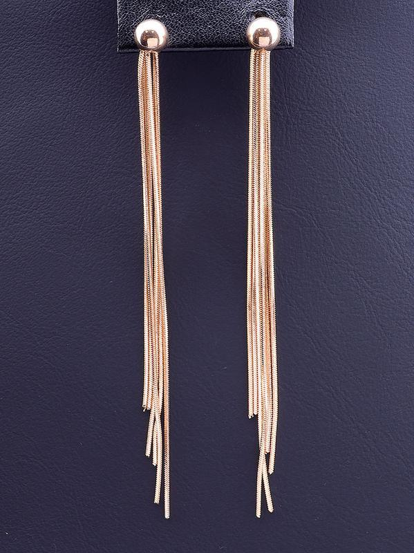 Серьги 'xuping' (позолота 18к(розовая)) 0857910