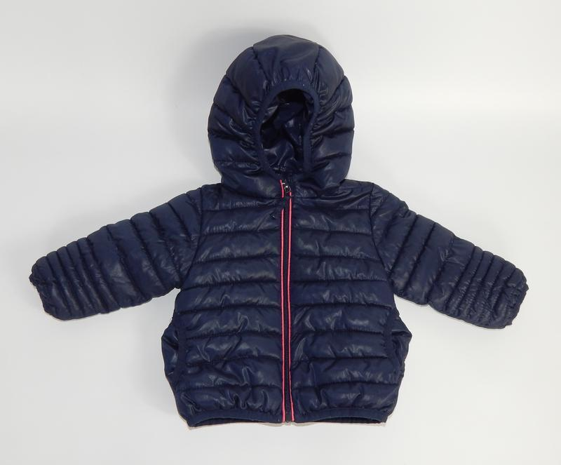 Курточка для малышей , легкая, теплая