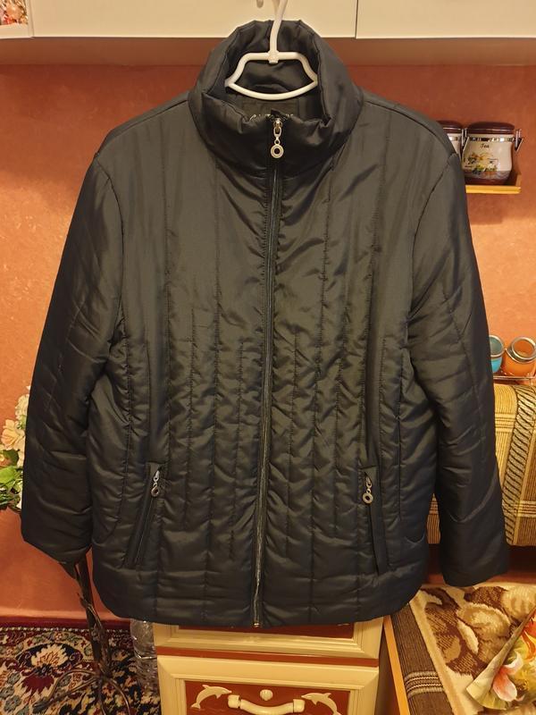 Демисезоная куртка 52 - 54 размер